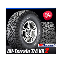 BF GOODRICH ALL TERRAIN T/A KO 2 215/70R16