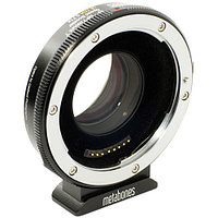 Metabones T Speed Booster Ultra 0.71x II Adapter for Canon Full-Frame EF-Mount Lens to Micro Four Thirds-Mount Camera