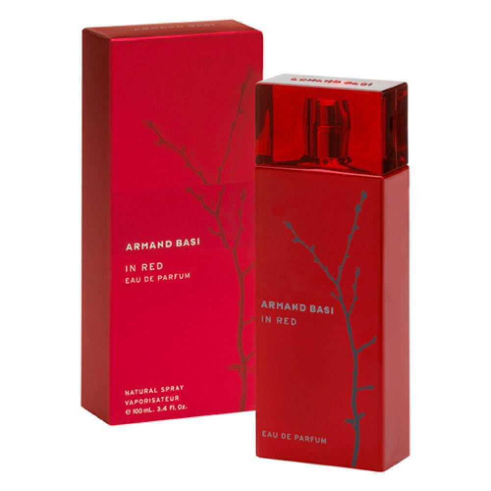 Armand Basi In Red for woman 100 ml (edp)