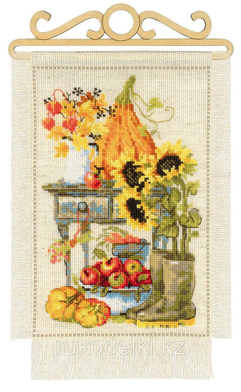 """Набор для вышивания крестом """"Дача.Осень"""""""