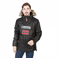 Демисезонная куртка Geographical Norway Boomerang man black