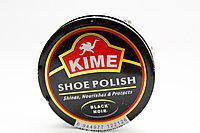 "Крем для обуви ""KIME"", черный, 100 гр."