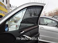 Автомобильные шторки на Renault Logan/Рено Сандеро