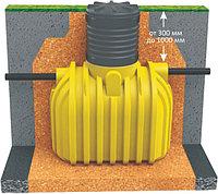 Ёмкости для подземной установки 5000л