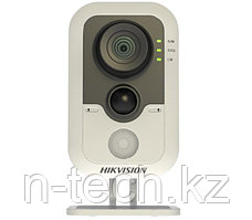 Hikvision DS-2CD2422FWD-IW (2,8мм) IP кубическая видеокамера 2 МП, WI-FI