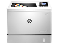 Принтер лазерный цветной HP Color LaserJet Enterprise M553n (А4) 38 ppm 100 + 550 pages, USB + Ethernet