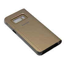 Чехол Clear View Standing Cover Samsung Galaxy Note 8, фото 3