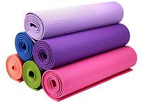 Коврик для йоги, танцев и гимнастики Indigo 6 мм, фото 1