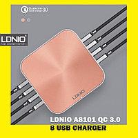 Зарядное устройство Ldnio 8 USB 10А (A8101), фото 1