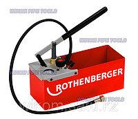 Rothenberger TP 25 насос для опрессовки систем отопления