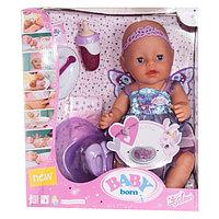 Baby Born Интерактивная кукла Фея,43 см.