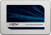 "Crucial SSD 525GB Crucial MX300 SATA 2.5"" 7mm (with 9.5mm adapter) SSD, фото 1"