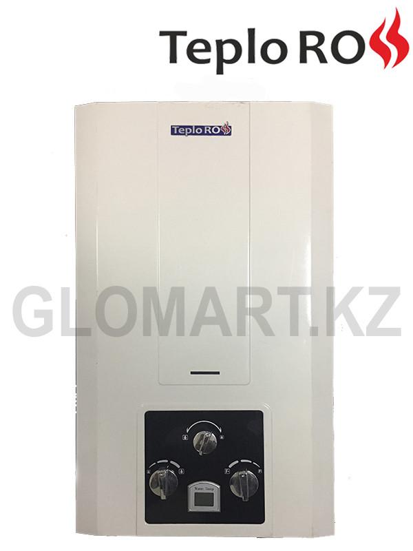 Газовый водонагреватель ТеплоРОСС АПВГ 20M (10 л/мин)