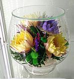 Вечные живые цветы LML, фото 2