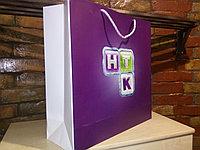 Изготовление бумажных пакетов