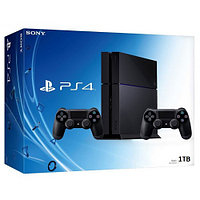 PlayStation 4 1tb 1000gb + 2 Джойстика