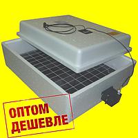 Бытовой инкубатор «Несушка» на 104 яйца, автоматический переворот, цифровой терморегулятор, 12В, фото 1