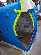 Палатка Куб утепленная , фото 3