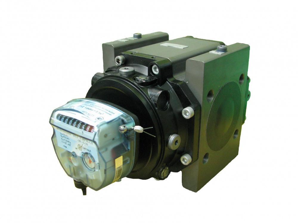 Счетчик газа Сигнал РСГ 50 G40