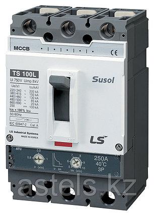 Автоматический выключатель TS100N FMU100 100A 3P EXP, фото 2