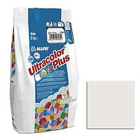 Затирка для швов MAPEI Ultracolor Plus № 100/5кг (Белый) 859379