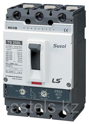 Автоматический выключатель TS250N FMU250 200A 3P EXP, фото 2