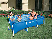 Бассейн на опорах Intex Small Frame Pool 28271 260х160х65