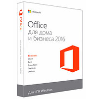 Office Home and Business 2016 32-bit/x64 Russian Kazakhstan Only DVD P2