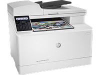 МФУHP T6B71A HP Color LJ Pro MFP M181fw Printer (A4) Printer/Scanner/Copier/Fax/ADF, 600 dpi, 800 MHz, 16 ppm, 256 Mb, tray 150 pages, USB+Ethernet+W