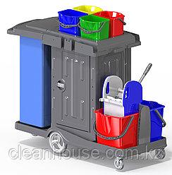 Тележка для уборки помещения