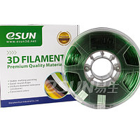3D PETG Пластик eSUN Зелёный