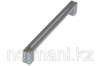 Ручка-скоба 160мм, отделка хром глянец