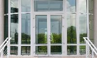 Двери алюминиевые входные группы