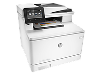 МФУ HP CF379A  Color LaserJet MFP M477fdw
