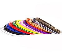 Комплект PLA+ Пластика eSUN 1.75 мм, 12 цветов по 10 метров