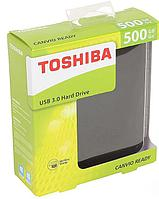"Внешний HDD Toshiba 500GB, 2.5"" Canvio Ready USB3.0"