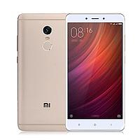 "Смартфон Xiaomi Redmi Note 4  5.5""FHD/LTE/MTK Helio X20/16GB/2GB/13+5MP/4100mAh/Duos/Android/Gold /"