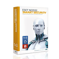 Антивирус Eset Nod32 Smart Security 1год 3ПК