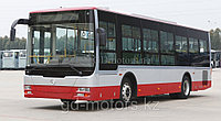 Городской автобус Golden Dragon XML6105J13C