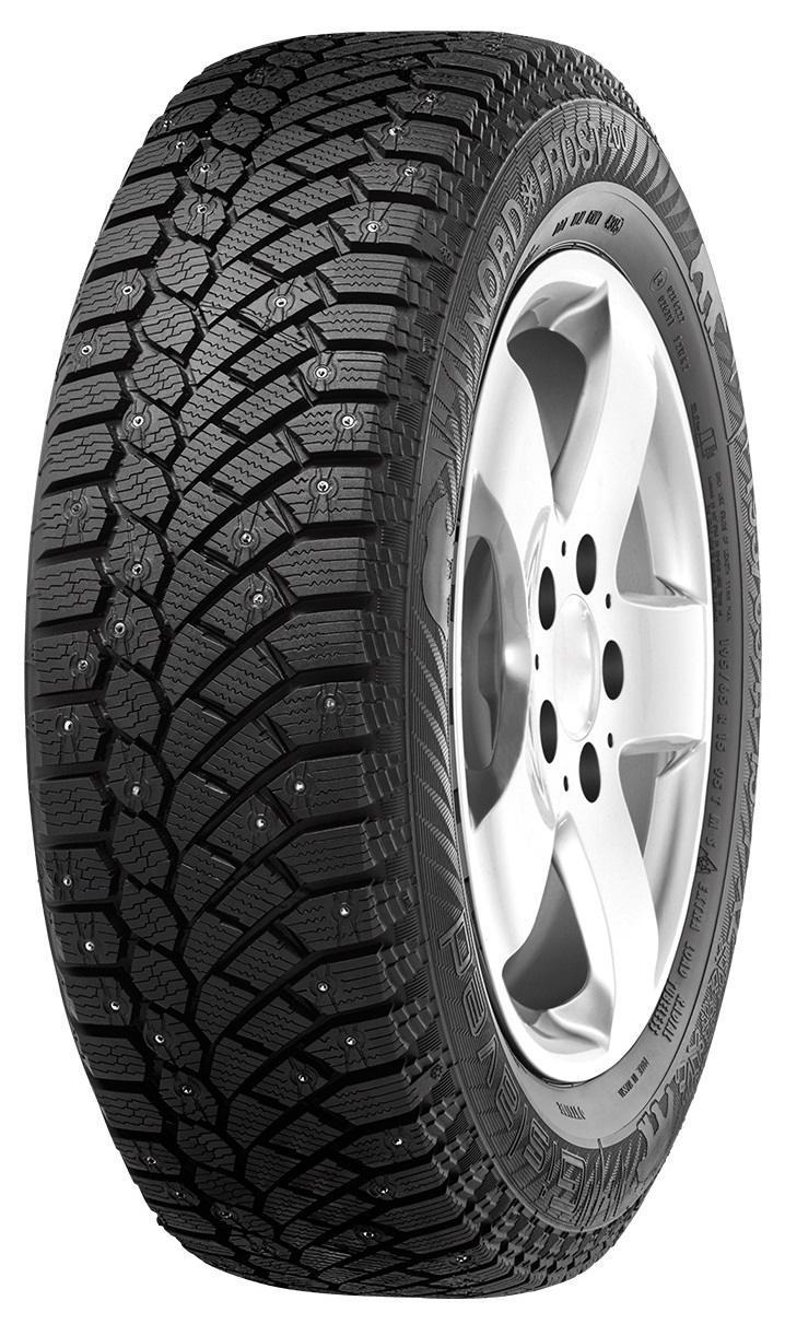225/50R17 Nord Frost 200 98T Gislaved б/к Россия ШИП
