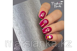Deep designe Fashion Nails  (Дип дизайн), фото 3