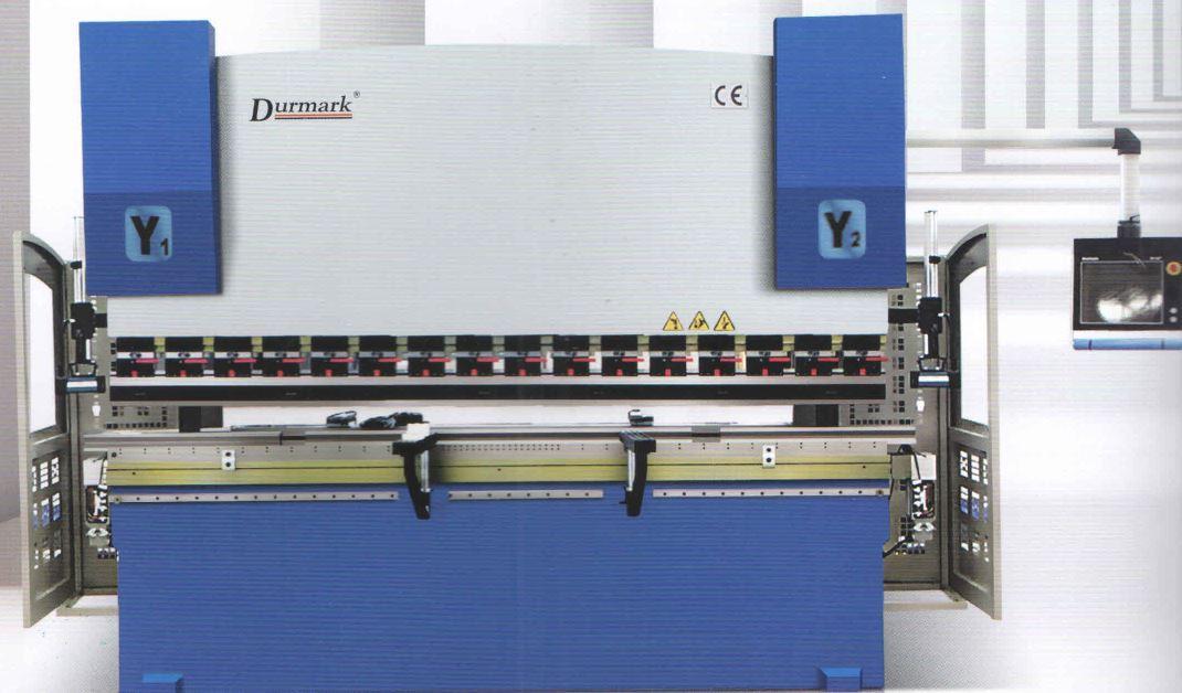 Листогиб гидравлический PSH - 300Т/4000 (Durmark)