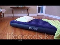 Односпальный надувной матрас 99х191х22 см, Intex 68757, фото 3