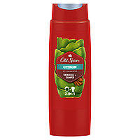 Гель для душа + шампунь Old Spice Citron 250 мл