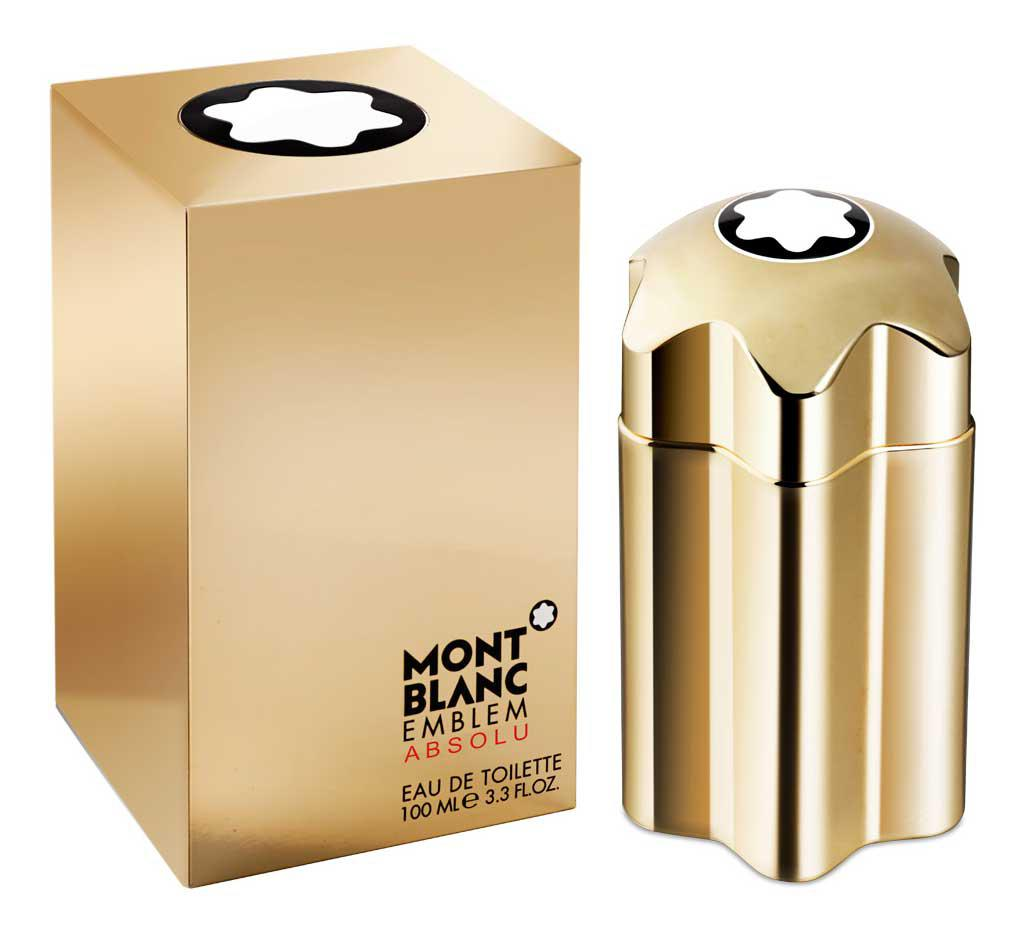 Mont Blanc Emblem Absolu For Men 100 ml