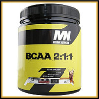 Maximal Nutrition BCAA 2:1:1 200g (Апельсин)