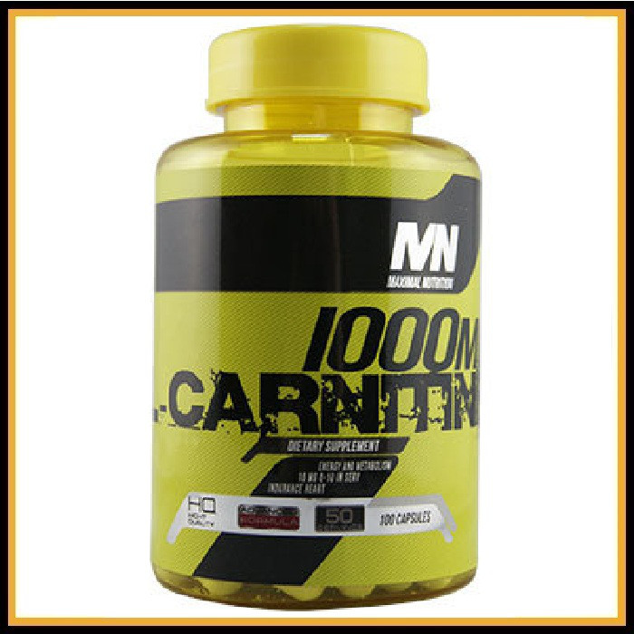 Maximal Nutrition L-carnitine 1075mg 100 caps