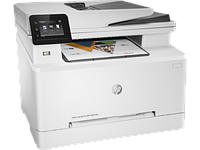 МФУHP T6B82A HP Color LaserJet Pro MFP M281fdw Prntr (A4) Printer/Scanner/Copier/Fax/ADF, 600 dpi, 21 ppm, 800 MHz, 256 Mb, tray 250 pages, Print Dup