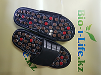 Тапочки Массажные Foot Reflex Сила йоги  ( 38-39, 40-41, 42-43,44-45 ), фото 1