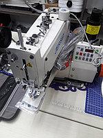 Машина для пришивания пуговиц JAKI